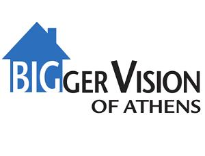 bigger vision of athens logo