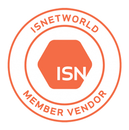 isnetworld member vendor logo