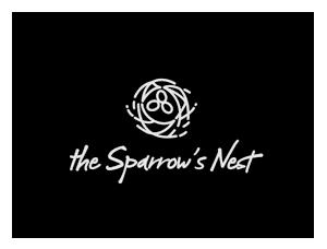 tthe sparrow's nest logo