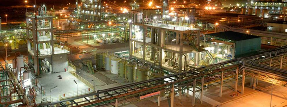 process chemical projects