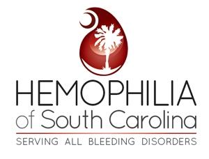Hemophilia of South Carolina logo